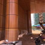 懷化鋁板幕墻 包柱鋁板定制廠家
