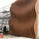 外墙弧形铝方通定制厂家