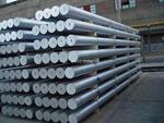 供应国标6063六角铝棒;方铝棒