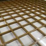 鋁格柵吊頂生產定制廠家