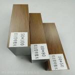 現貨_熱轉印50x50木紋鋁方管