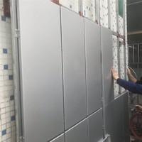 學校外�晪鼣y工程氟碳鋁單板裝飾