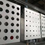 外墙冲孔氟碳铝单板价格