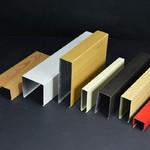 商場U型鋁方通生產廠家