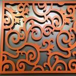 氟碳雕花鋁單板