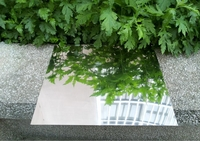 高反光率鋁鏡陽極氧化鋁板