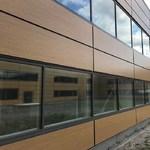 幕�椇鷈鄏L木紋鋁單板廠家築耀幕��