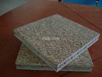 铝蜂窝板 防石纹铝蜂窝板 隔音铝板