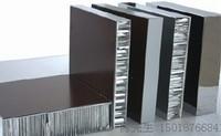 工程建材铝幕墙蜂窝板,钛金铝板