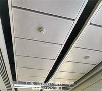 吸音铝天花 吸音蜂窝板 隔音铝板
