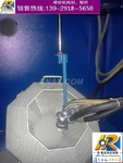 南海�堣蘌矰p型工件滾筒式噴砂機