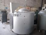 供应坩埚电炉 铝合金熔解保温炉