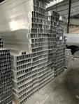 铝方管加厚款 30x50x6 硬质铝合金