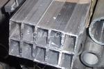 1165铝管 铝合金  六角棒