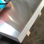 现货0.8mm铝合金板 双面覆膜铝板