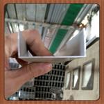 工業鋁型材 外圓柱 u型槽