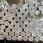 6061T6六角铝棒 40mm对边六角棒