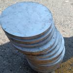 6063/2A12鋁棒可數控切鋁餅