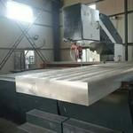 500mm厚鋁合金板 加工切割