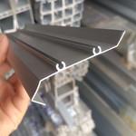 供氧化铝百叶/工字 百叶窗加工