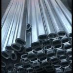 钢丝绳铝套 椭圆铝管 矩形铝方管