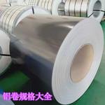光面鋁卷 橘皮鋁卷 氟碳噴涂鋁卷板
