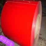 1060彩涂铝卷/铝板 喷涂各种颜色