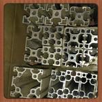 6061工業鋁型材 L型工業角鋁