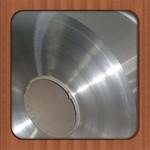 1050外墙保温铝卷板 压型铝板