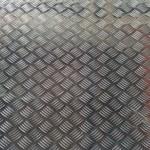 1.1mm五条筋铝板 防滑铝板报价