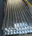 天津普通挤压铝管 拉拔无缝铝管