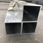 工业型材 200*200*15 铝方管定尺切