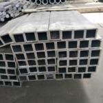 天津口罩機用6061鋁管 鋁方管