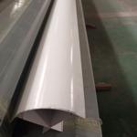 大連6061噴涂外圓弧 凈化鋁型材