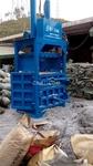 厂家直销60吨废铝压缩打包机