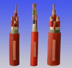 YGCR 硅橡胶绝缘胶护套移动软电缆