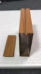 口形管材铝方通 型材四方管弧形
