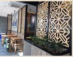 铝板镂空雕刻氟碳窗花外墙价格
