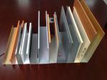 仿真型材木纹弧形铝方通德普龙打造