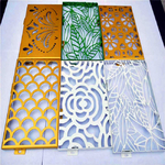 2.5mm雕刻铝单板-铝单板造型价格