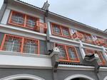 桂林奧林匹克運動城中式鋁窗花