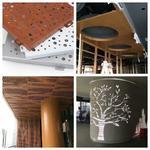 包梁密封邊鋁單板包柱雕刻鋁板規格