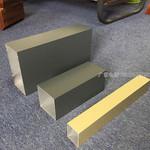 彩色鋁合金方通型材