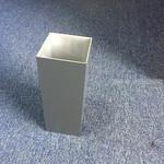 铝合金凹槽 幕墙铝型材厂家定制