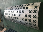 手工圓弧包柱鋁單板-鋁合金鋁板材