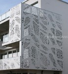 酒店门头雕花铝单板氟碳喷涂厂家