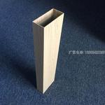 200*44大铝方管木纹色生产厂家