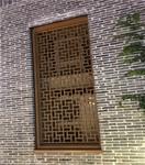 景觀建築鋁屏風生產加工