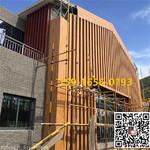 門樓吊頂鋁格柵尺寸,方通幹挂材料