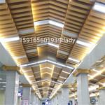 铝板格栅形象墙装饰铝格栅设计造型